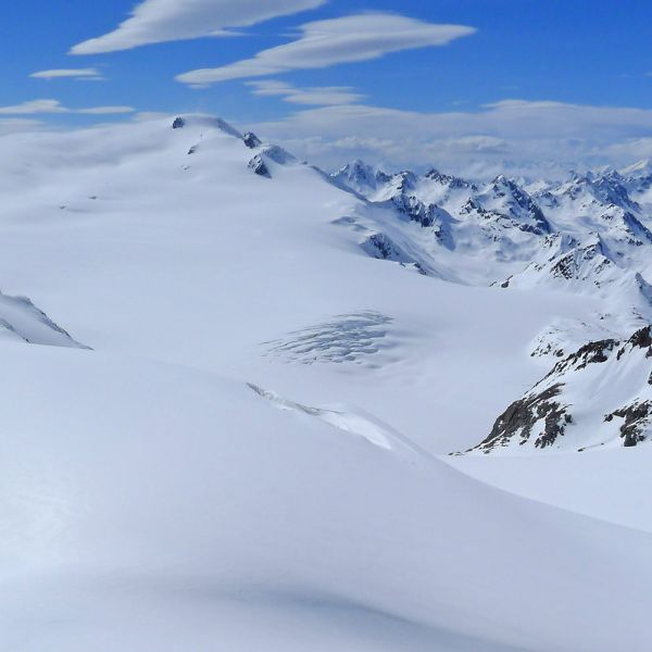 Tiroler Glaciers
