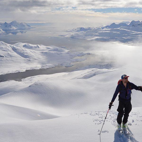 Groenland Oostkust